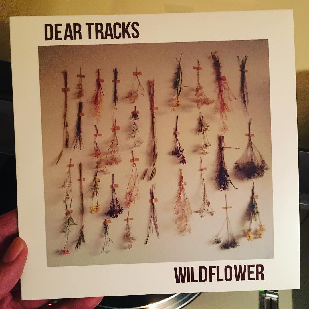 Dear Tracks - Wild Flower (Track And Field 2015) #deartracks #wildflower #trackanfieldrecords #7inch #nowspinning @trackandfieldrecords by ftr_prfct