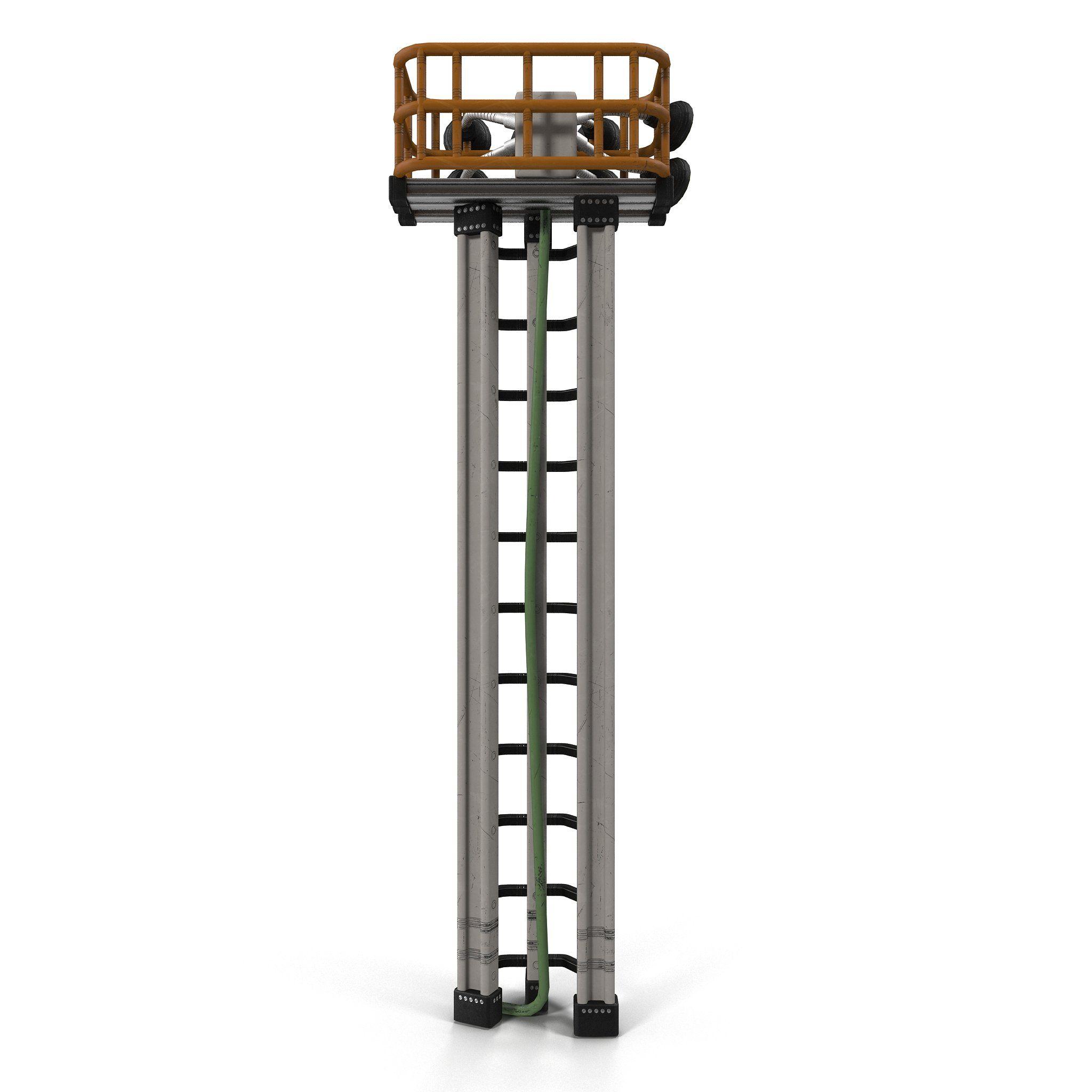 Lighting Tower Wordpress Theme Portfolio Tower Light Tower