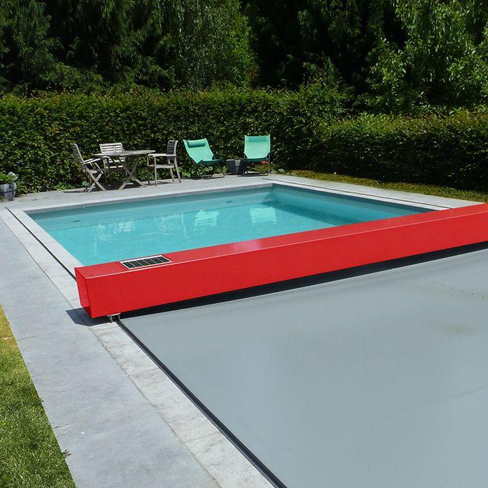 El cobertor de piscina Coverseal preserva la estética de su piscina ...