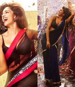 Deepika Padukone S Yjhd Look Decoded Bollywood Celebden Katrina Kaif Hot Pics Indian Bridal Fashion Saree Photoshoot
