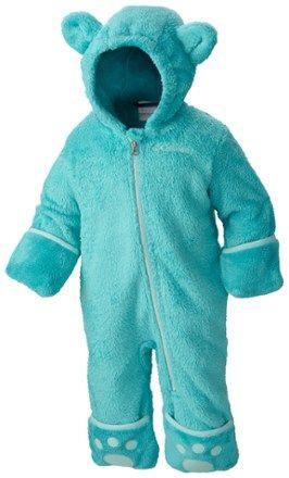 08f1684c5 Columbia Girl s Foxy Baby II Fleece Bunting - Toddler Girls ...