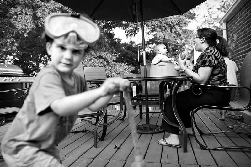 Using multi layered content in your family photojournalism tutorial by chuck anerino