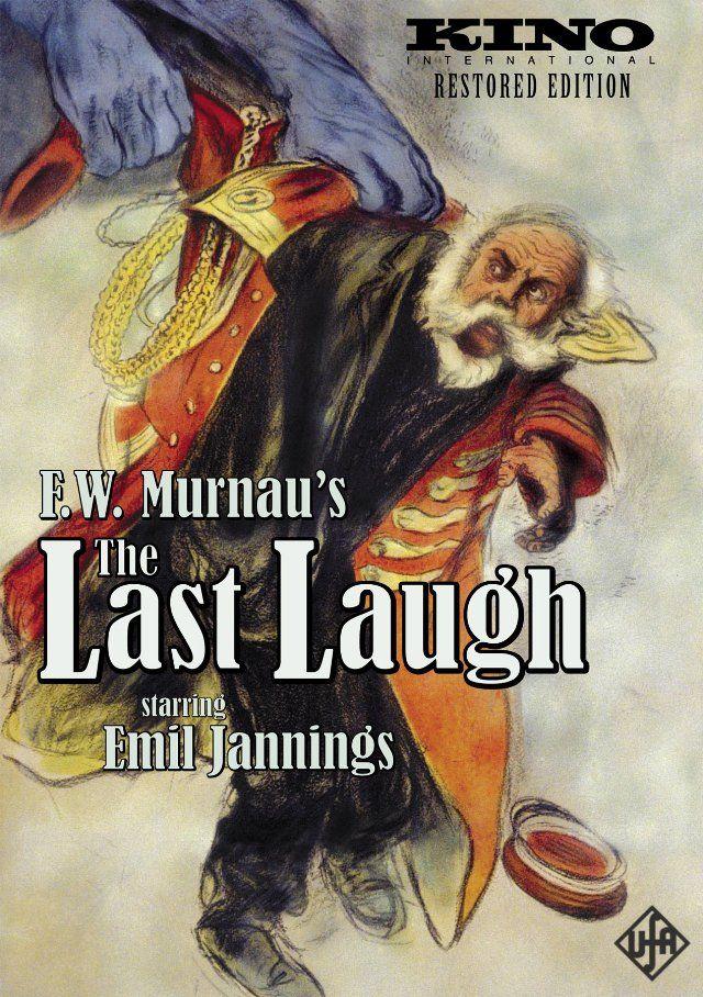 Der letzte Mann [The Last Laugh] - F.W. Murnau 1924