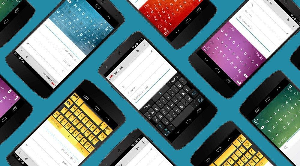 All themes are completely free in swiftkey keyboard