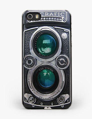 Vintage Camera iPhone 5/5S Case