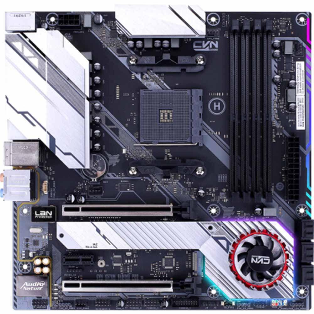 Colorful Cvn X570m Gaming Pro V14 Motherboard Amd X570 Am4 Socket M Atx Ddr4 Sata 6gb S Usb 3 1 For Sale Hobbybuying Com In 2020 Ddr4 Motherboard Atx