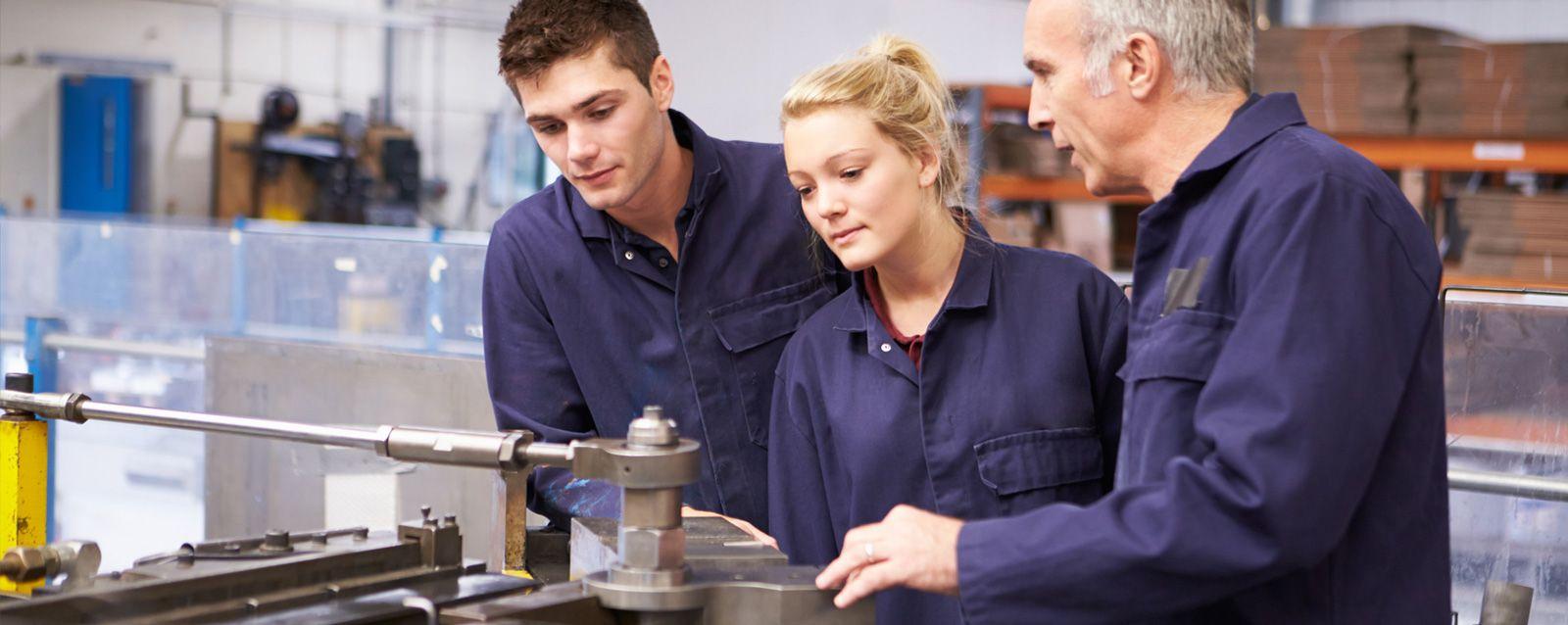 Secondsite Recruitment Engineering classes, Job training