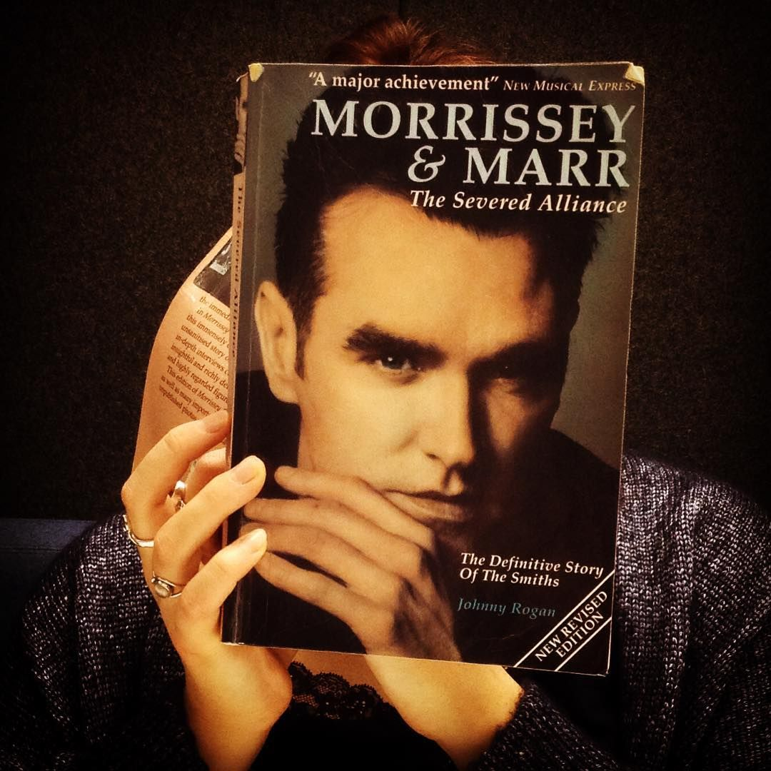 Today's #bookface Is 'this Charming Man',