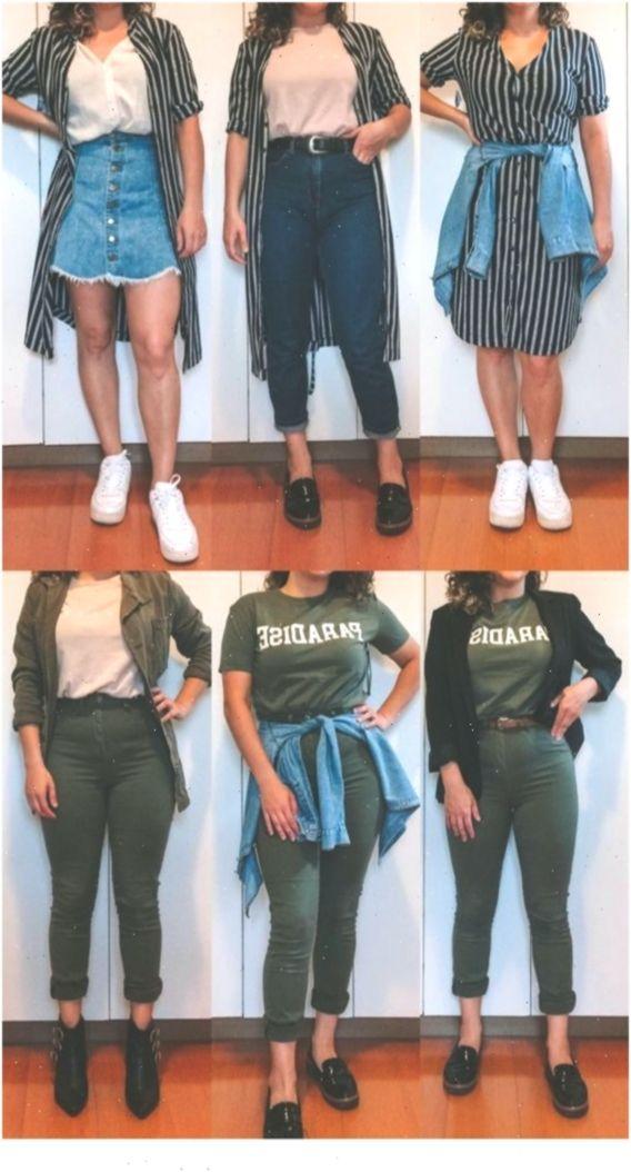 Mode für mollige teenager