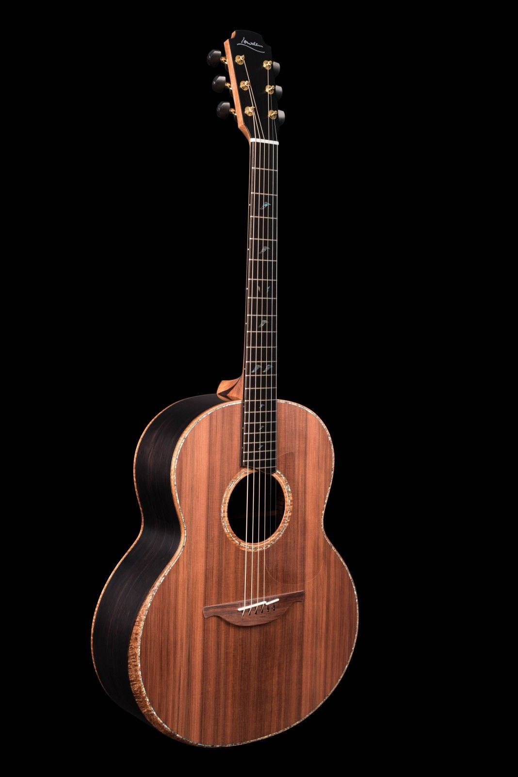 Lowden Genesis 20 000 Custom F50 Guitar Innovation Design Genesis