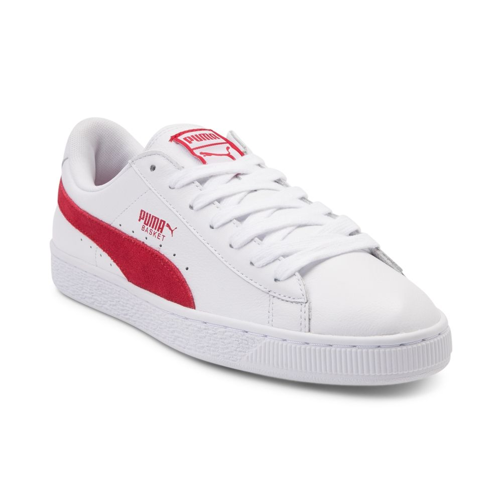 Puma Sneakers Tennis Men's White | Puma Trainers