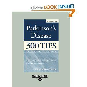 Parkinson S Disease 300 Tips For Making Life Easier By Shelley Peterman Schwarz Parkinsons Disease Disease Book Parkinsons