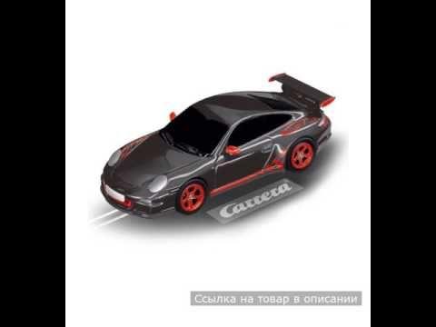 Дополнительный автомобиль Porsche GT3 RS Grey Black/Guards Red Carrera Go (Каррера Го)