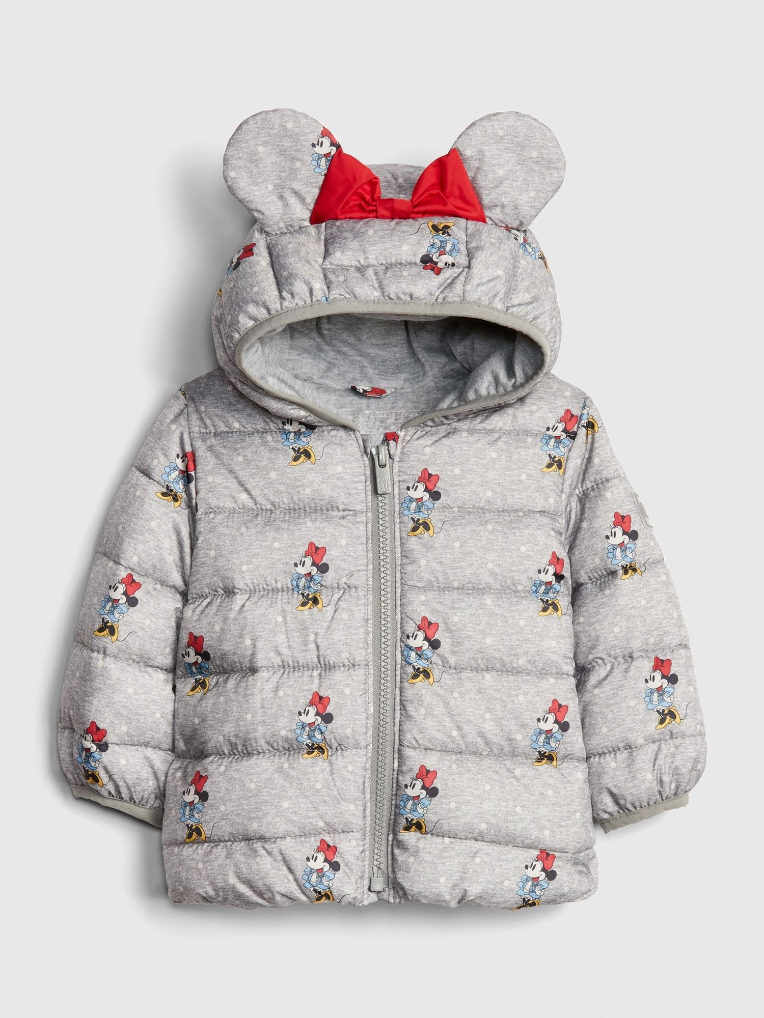 Babygap Disney Minnie Mouse Coldcontrol Puffer Gap Disney Baby Clothes Baby Kids Clothes Cute Baby Clothes [ 2000 x 1500 Pixel ]