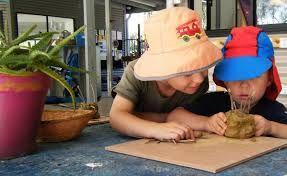 Resultado de imagen de clay for preschoolers