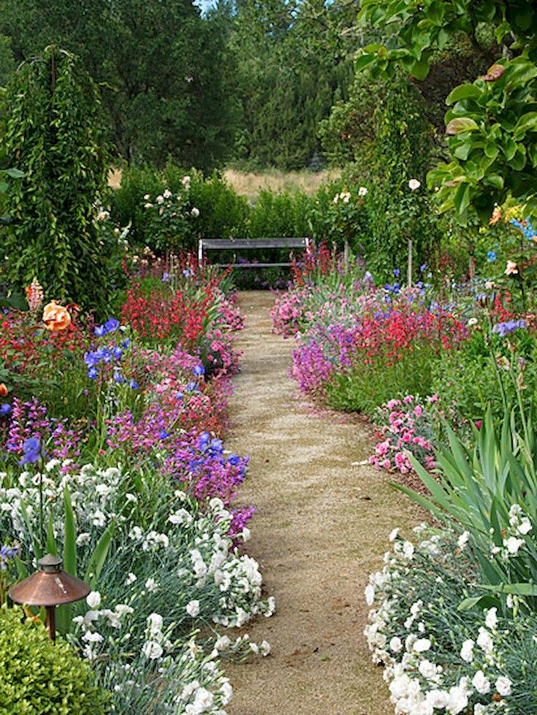 95 Beautiful Modern English Country Garden Design Ideas Small