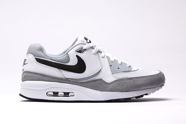 new style d63e9 5eefd Nike-Air-Max-Light-Essential-white-black-lt-magnet-grey b1