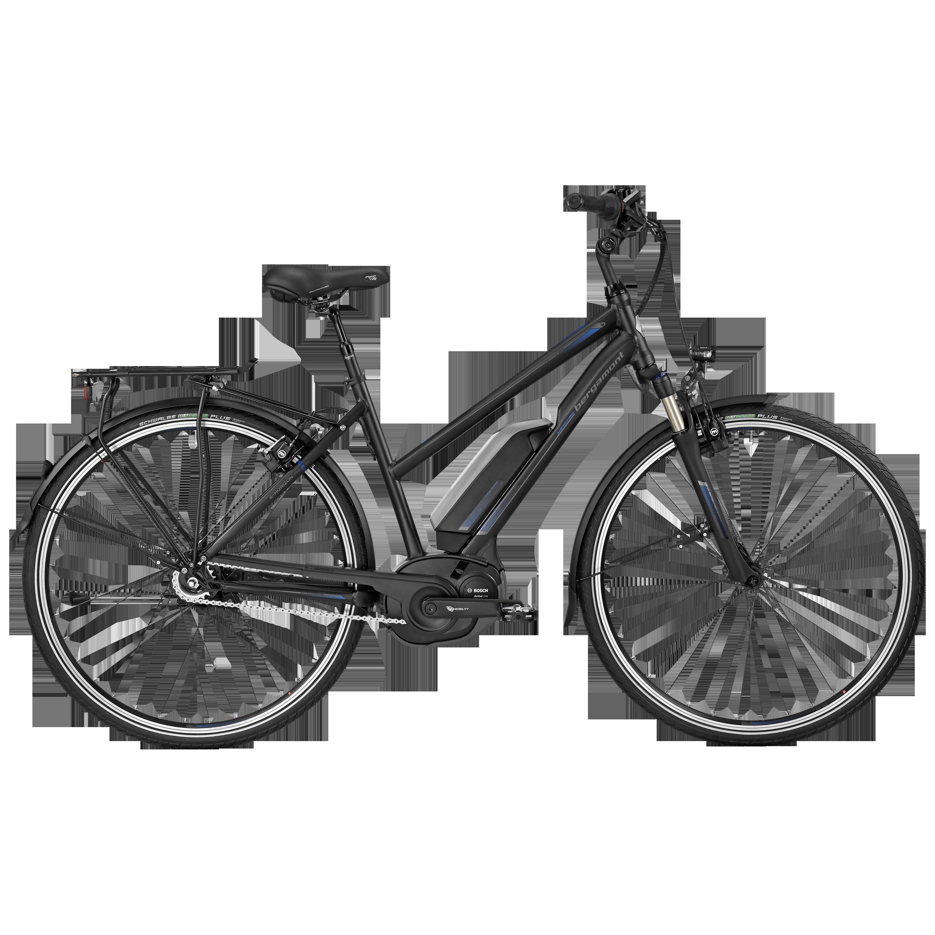 Pin auf neues Fahrrad