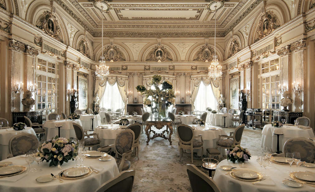 Louis Xv Restaurant By Alain Ducas At The Hôtel De Paris In Monte Carlo Is My Favorite Monaco