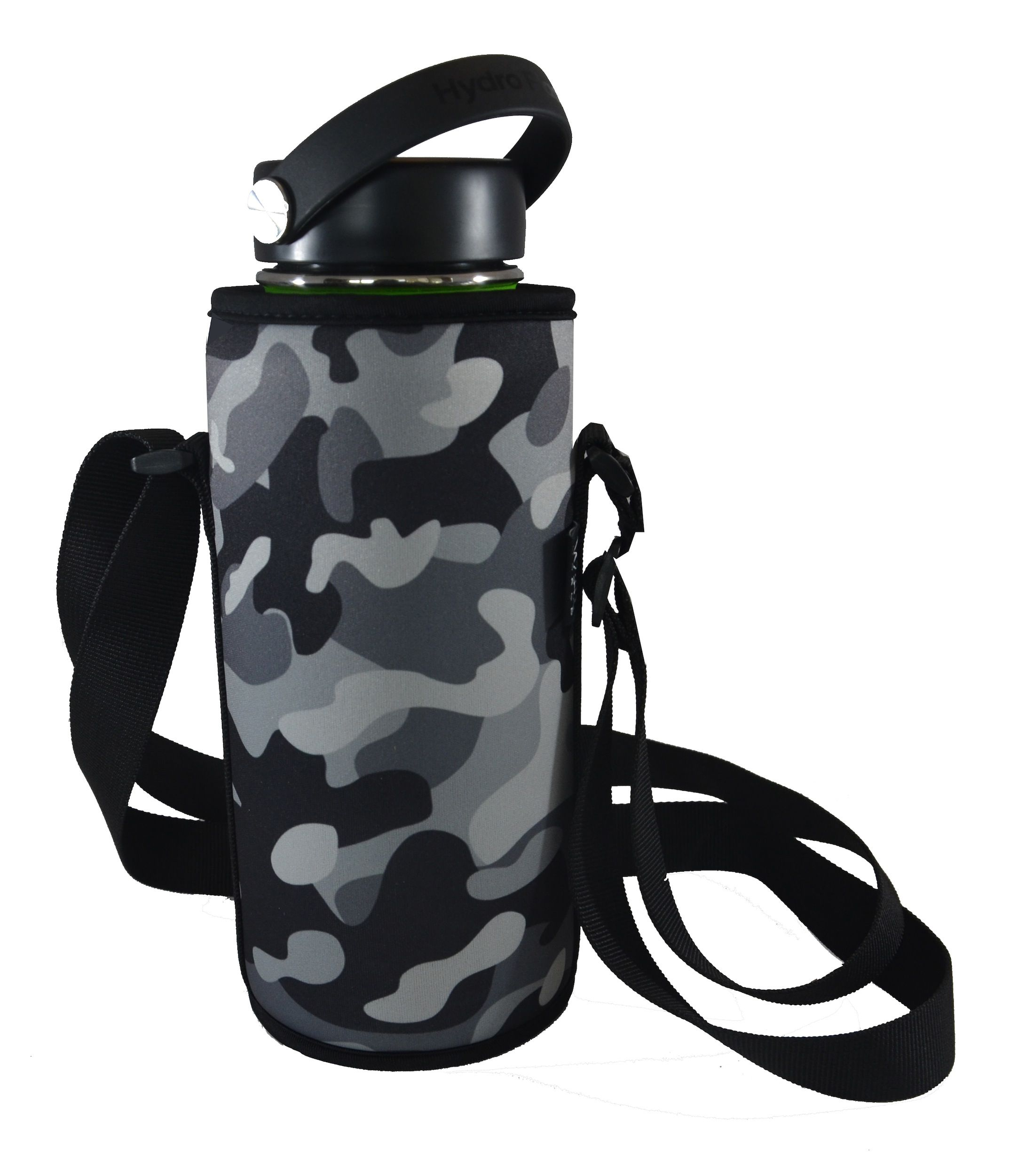 Don't forget your own water bottle while you walk the dog ...