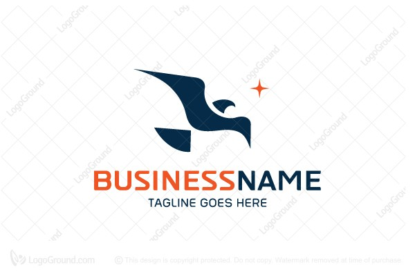 Exclusive Logo 205640 Eagle Logo Financial Goal Logo In 2020