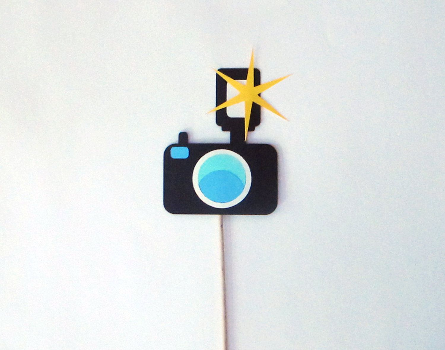 Camera Photo Booth Prop Perfect Addition To Any Photo