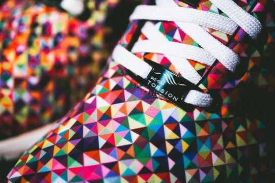 Adidas ZX Flux 'Arlequin'   Chaussure sport, Mode