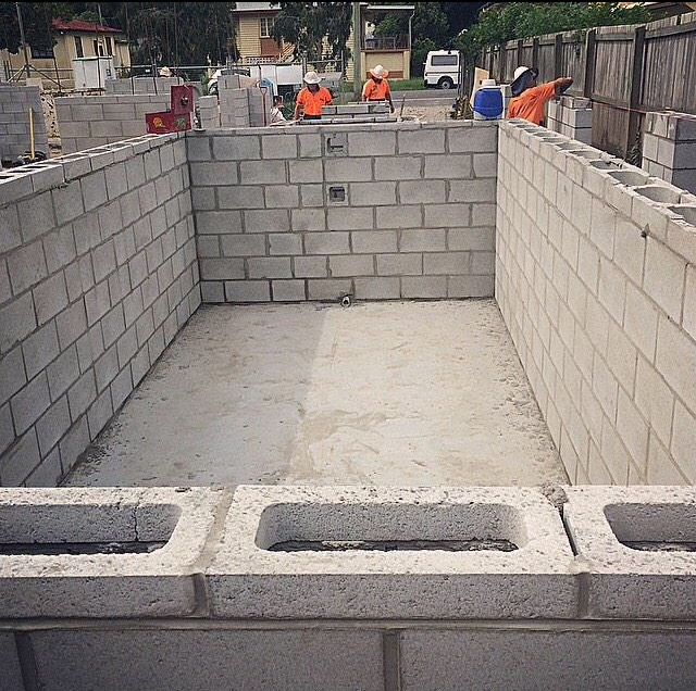 Charming Detention Tank Completed And Prepared For Formwork To Support The Pour Of  700 Sqm Of Suspended. Concrete SlabTerracesConstructionBuildingDecks