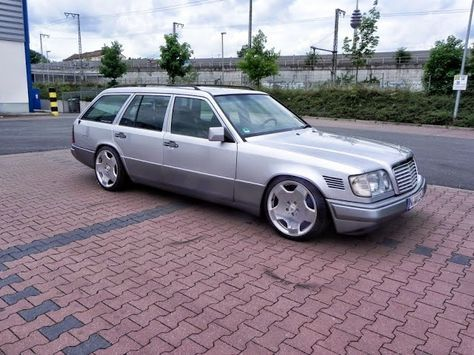 Mercedes-Benz S124 E280T | BENZTUNING | Performance and Style