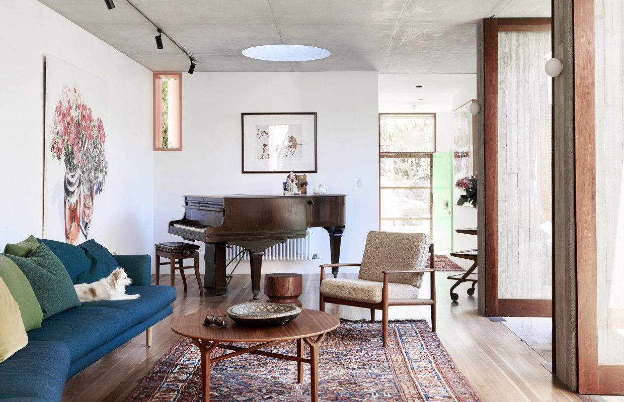 Amelia Holliday, David Lakes and Family — The Design Files ...