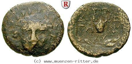 RITTER Troas, Alexandreia Troas, Apollo, Lyra #coins