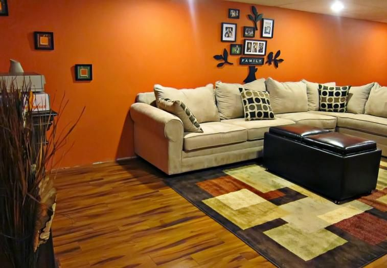 easy tips for basement decorating ideas basement colors on basement color palette ideas id=51343