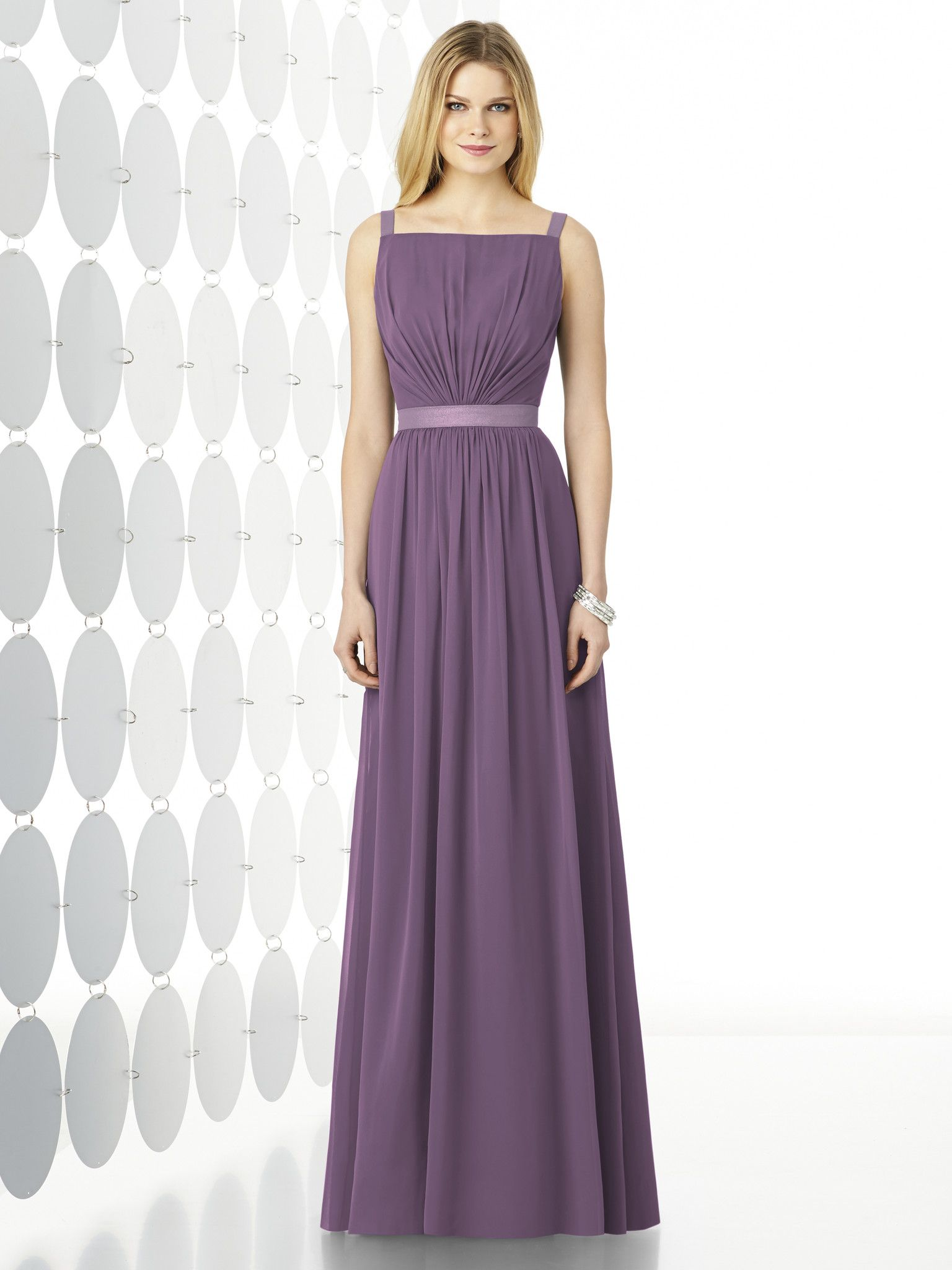 Perfect Dessy Purple Bridesmaid Dresses Component - Wedding Dress ...