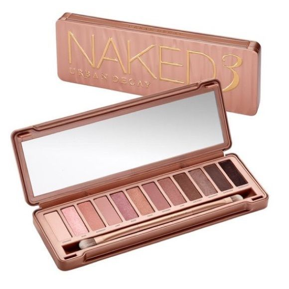 Brand New! Naked 3 Palette Brand New! NEVER OPENED, USED OR EVEN SWATCHED! Comes with box and brush! NO TRADES! Urban Decay Makeup Eyeshadow