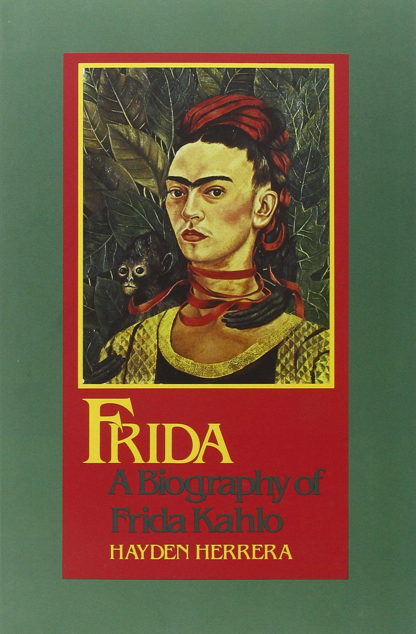 Frida kahlo autobiography book