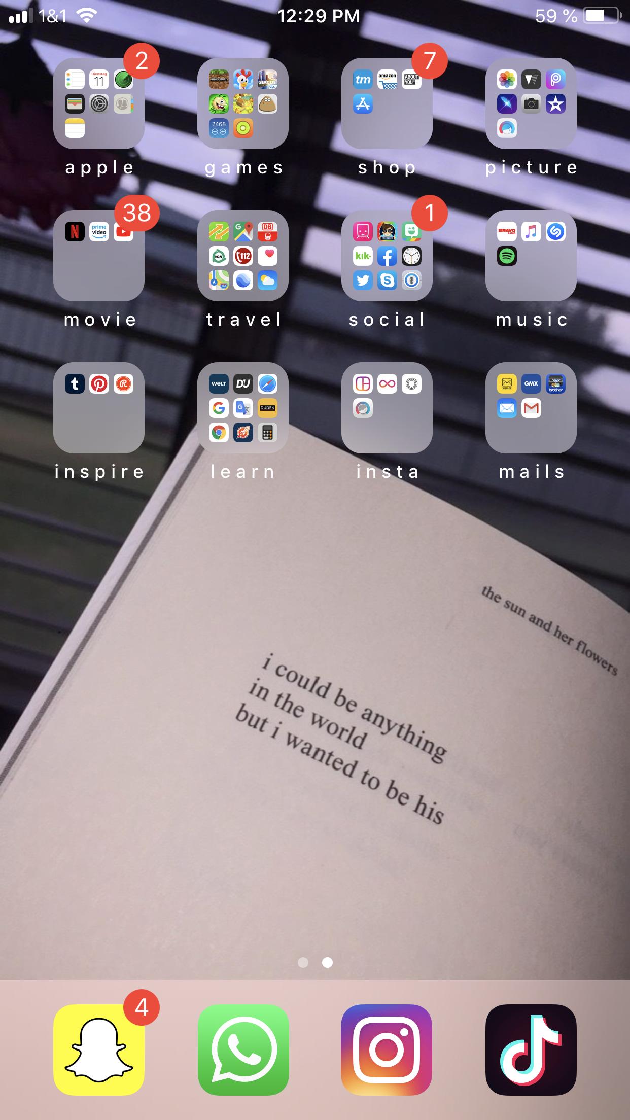 Homebildschirm Phone Apps Iphone Iphone Organization Organize Phone Apps
