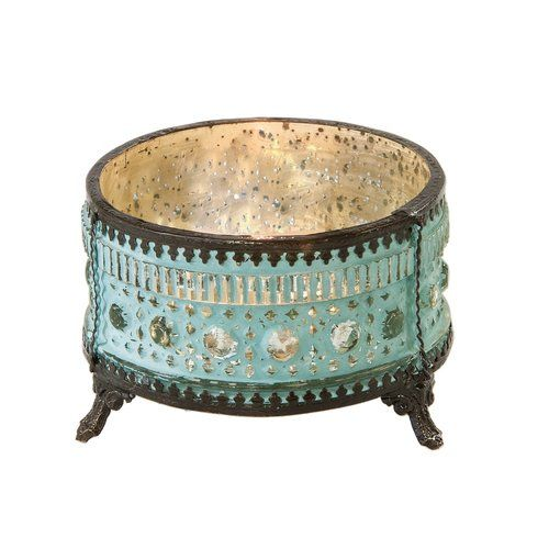 Found it at Wayfair - Decorative Low Footed Container