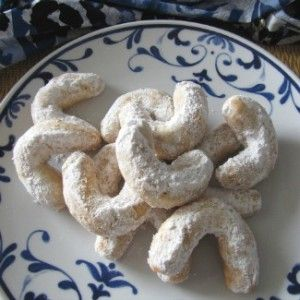 "Greek Wedding Cookies, called kourabiedes, would be a fun addition to a ""My Big Fat Greek Wedding 2"" themed party."