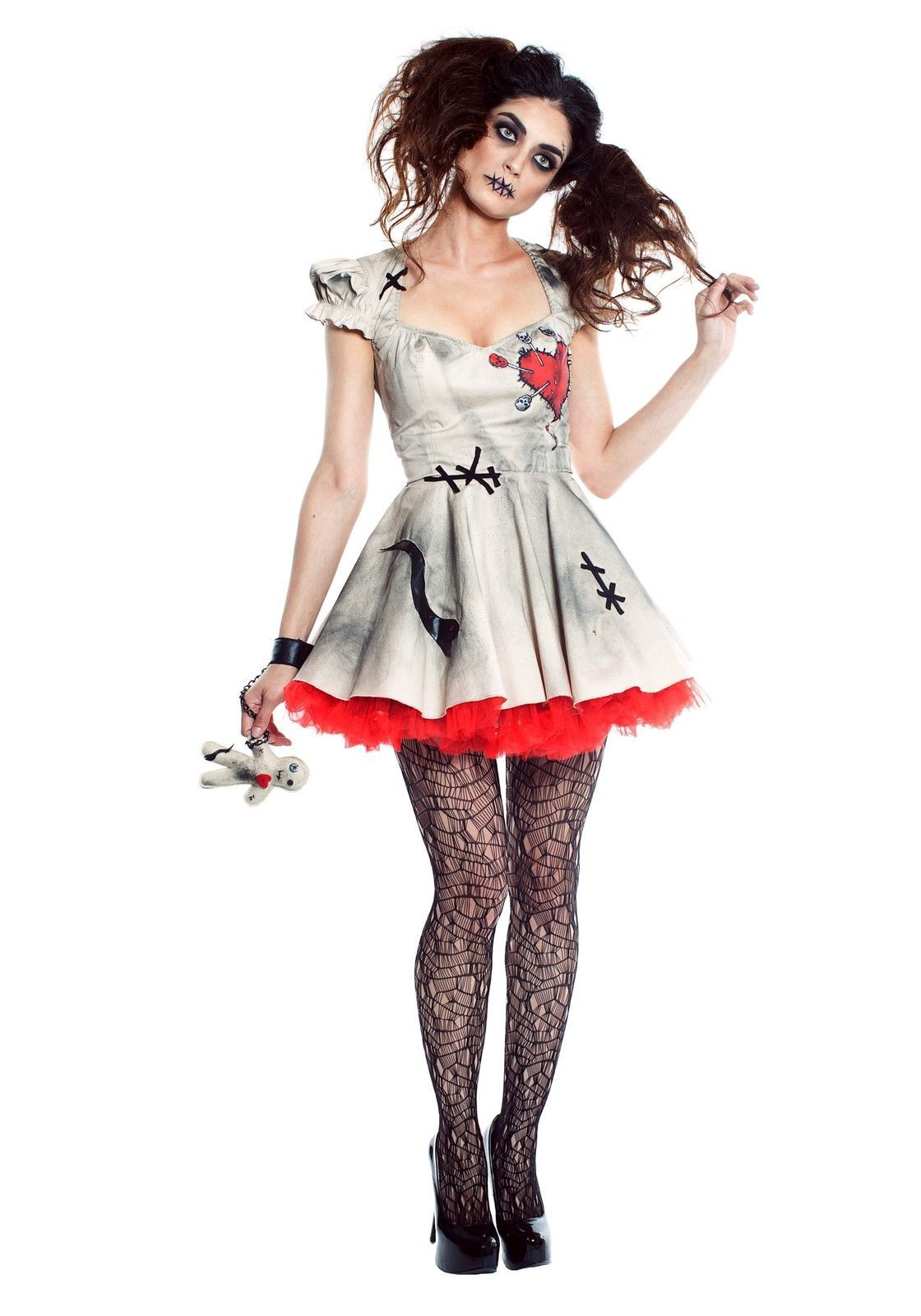 Womens Voodoo Doll Costume Products Halloween Costumes