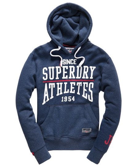 Superdry Sweatshirt MontanaBlack | Crämer & Co.