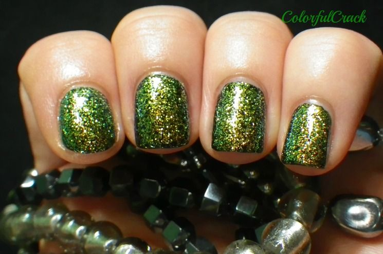 "Enchanted Polish ""Hello New York""  www.colorfulcrack.com"