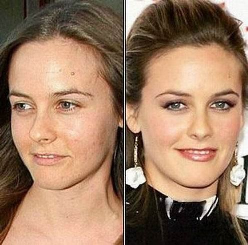 Celebrities Without Makeup Before And After Celebs Without Makeup Without Makeup Makeup Before And After