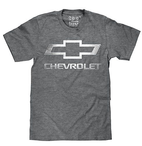 Chevrolet Logo Tshirt Soft Touch Fabricxlarge Click On The Image For Additional Details Menofficeattire Tshirt