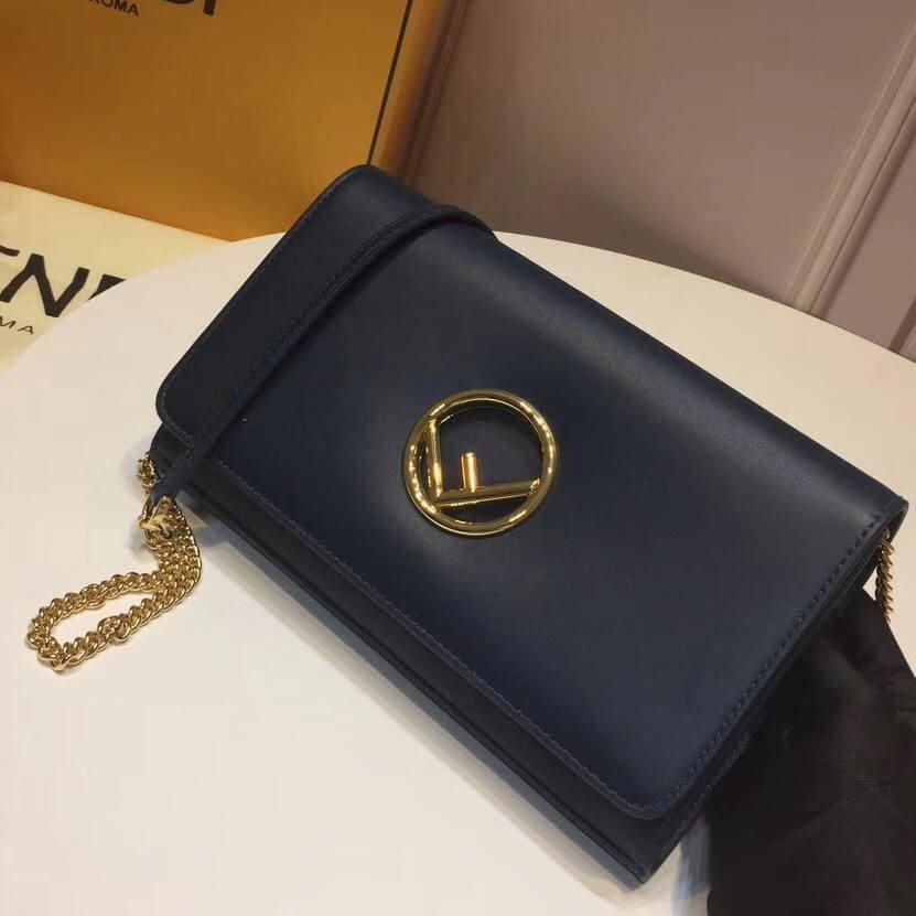 be8cbef4eaaf FENDI Peekaboo Bag Sale  Fendi Wallet On Chain Woc Mini Bag 100% Authentic  80% Off  coachpurses80off