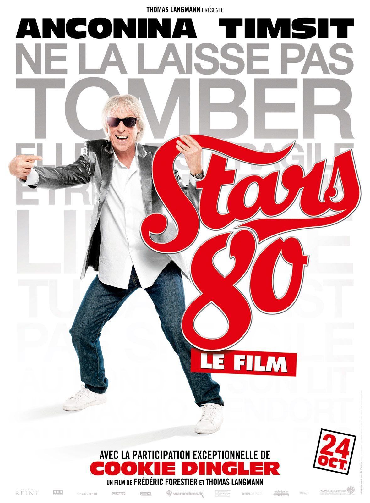 Stars 80, un film de Frédéric Forestier et Thomas Langmann