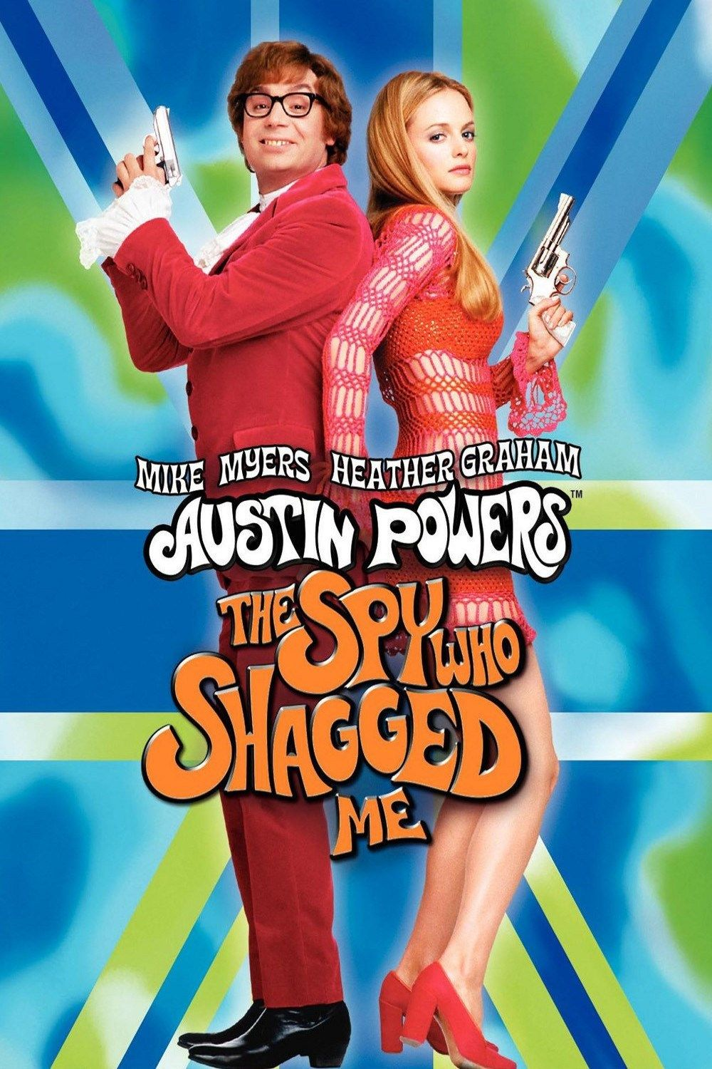 Austin Powers: The Spy Who Shagged Me - 1999. | Austin powers, Full movies  online free, Streaming movies