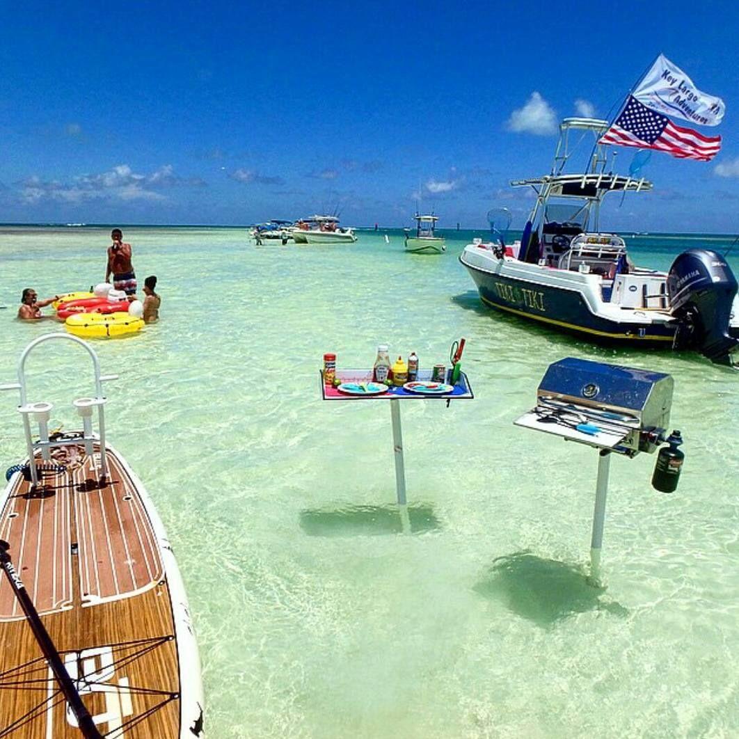 Sandbar Sundays Islamorada F L R D A Keys Photo Cred Keylargoadventures Staysaltyflorida Sta Key West Vacations Florida Keys Road Trip Florida Travel