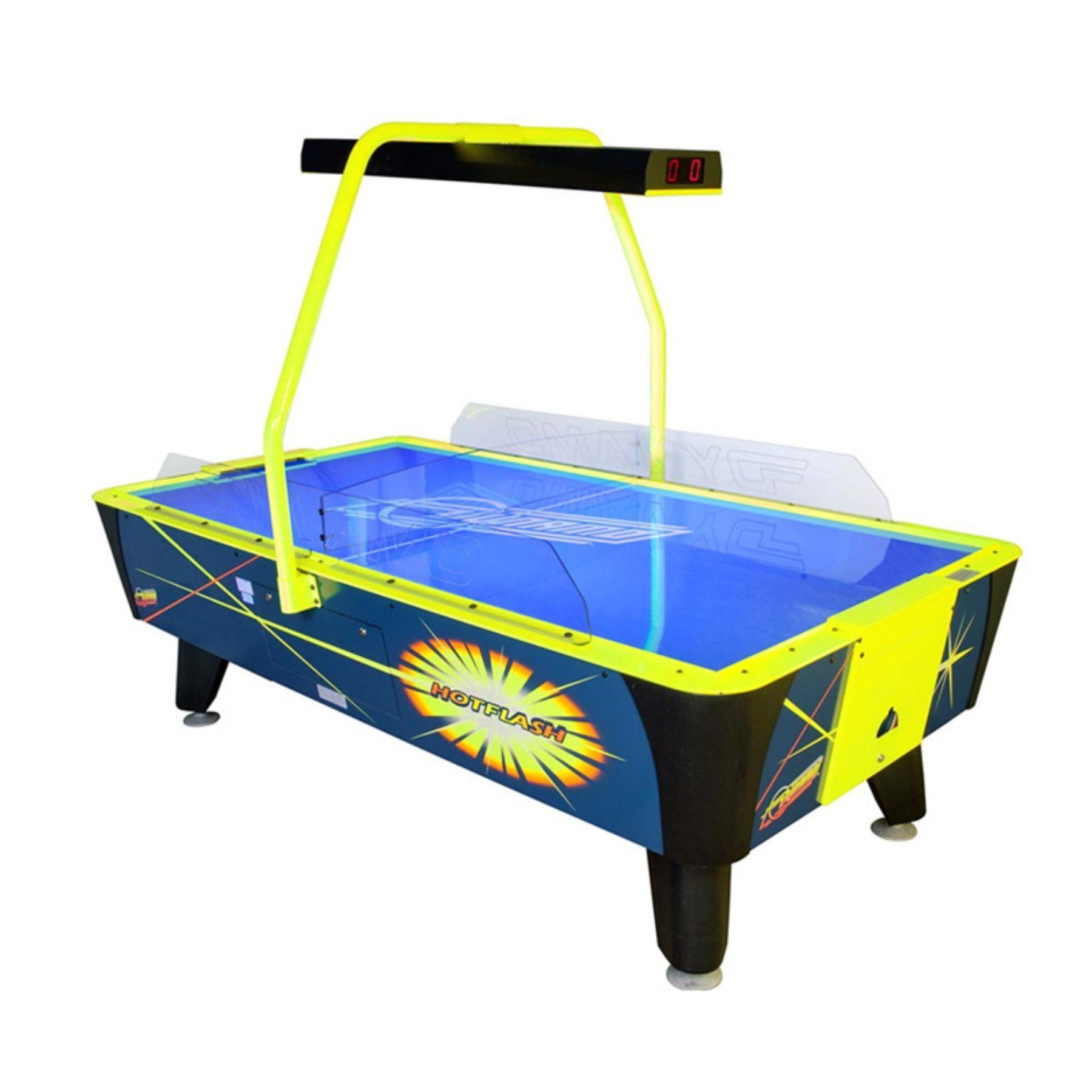 Dynamo 8 Ft Hot Flash Ii Air Hockey Table Hot Flash Ii Air Hockey Air Hockey Air Hockey Table Air Hockey Tables