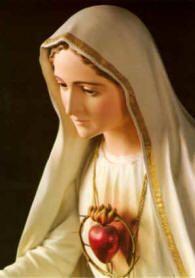 virgen maria fatima