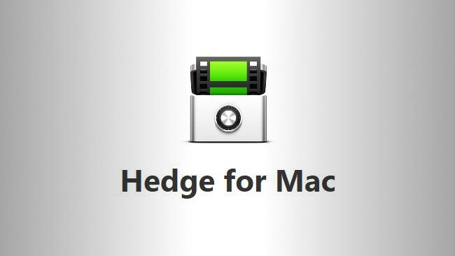 The fastest offload app available on OS X Hedge for Mac